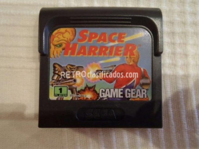 Space Harrier (1991)
