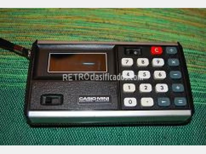 calculadora casio mini cm-602