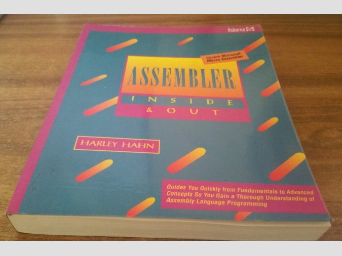Libro Assembler Inside and Out