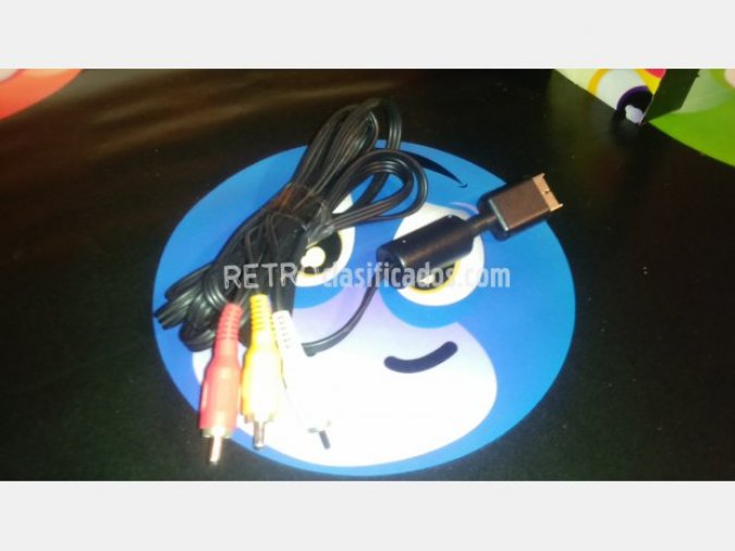 cable antena para psx - ps2