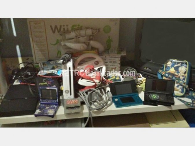 Nintendo 3DS, LITE, PLAY 2, WII, GAMEBOY