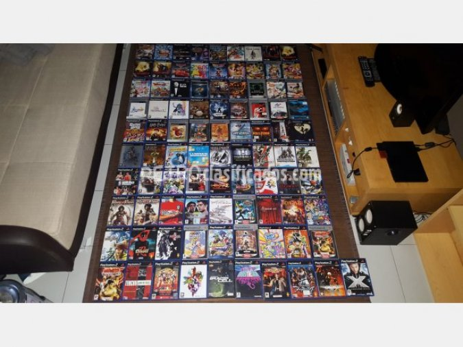 SUPER LOTE PS2 PLAYSTATION 2