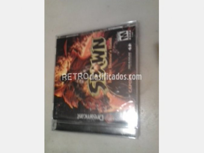 SPAWN DREAMCAST NTSC-U VENDIDO