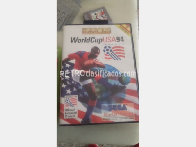 WORLD CUP USA 94 EDICION LIMITADA SMS VENDIDO