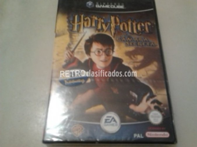 HARRY POTTER Y LA CAMARA SECRETA  NUEVO