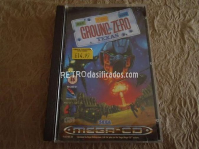 Ground Zero: Texas (1993)
