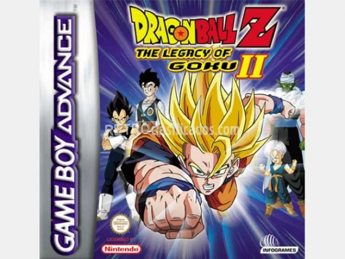 Dragon Ball Z: El Legado De Goku 2