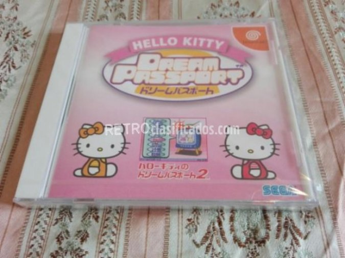 Hello Kitty: Dream Passport 2 (1999)