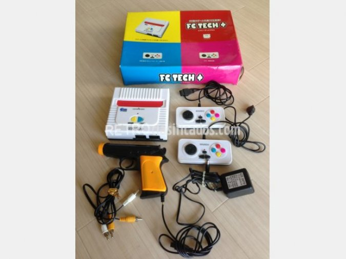 Famiclón GameJoy FC Tech+