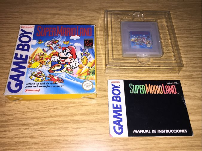 Super Mario Land Game Boy