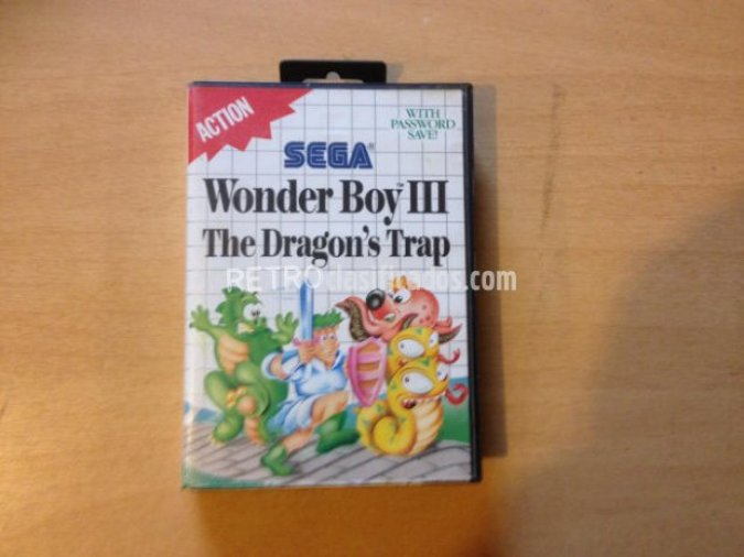 Wonder Boy III: The Dragons Trap