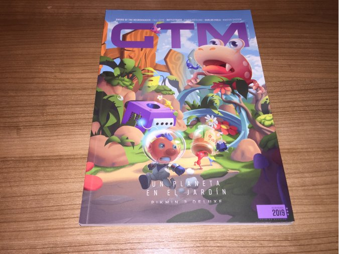 Revista GTM numero 58 Games Tribune Magazine