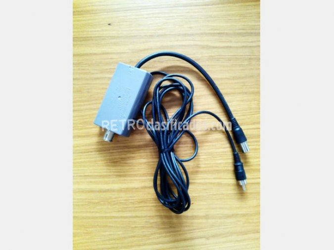 Cable Original RF PAL Nintendo NES