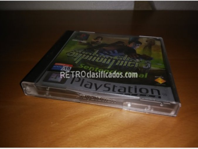 Syphon Filter 3 (Completo)