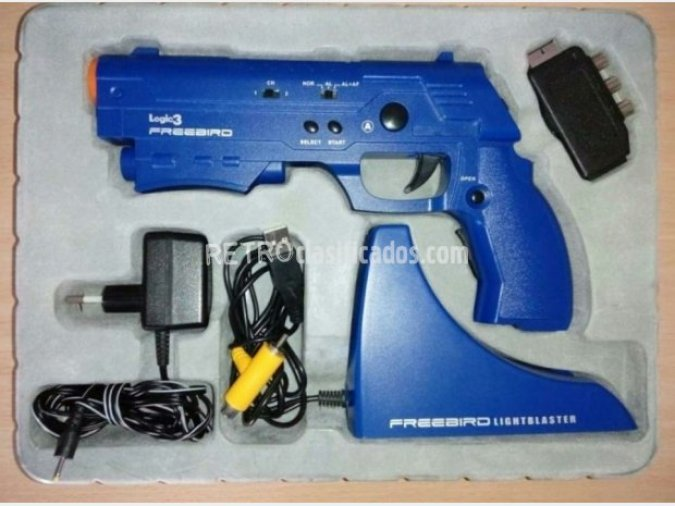 Pistola PlayStation 2 - PS2