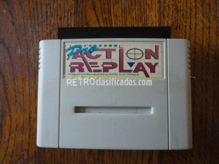 Pro Action Replay PAL (completo) 4