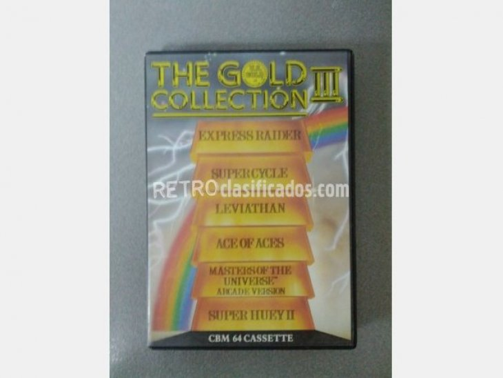 "Pack de juegos ""The Gold Collection III"" 1"