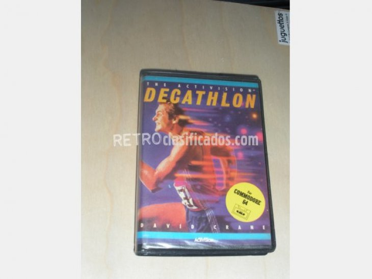 DECATHLON Juego COMMODORE