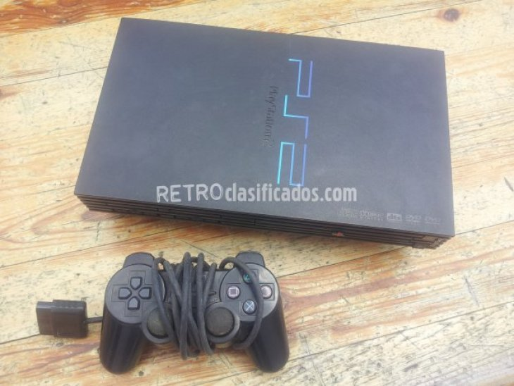 Playstation 2 + Carga backups