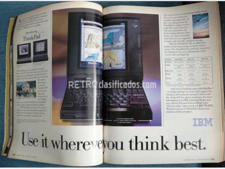Revista americana. Computer Shopper.1992 3