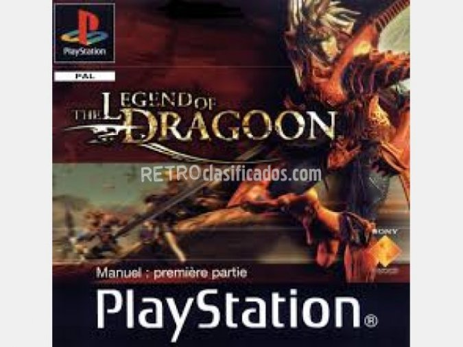 The Legend Of Dragoon