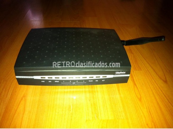 Router wifi Zyxel 2