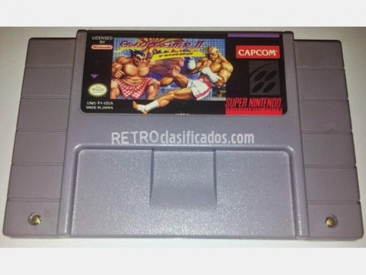 3 Street fighters, Version NTSC 3