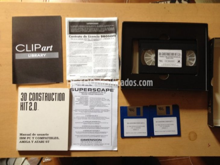 3D Construction Kit II 3