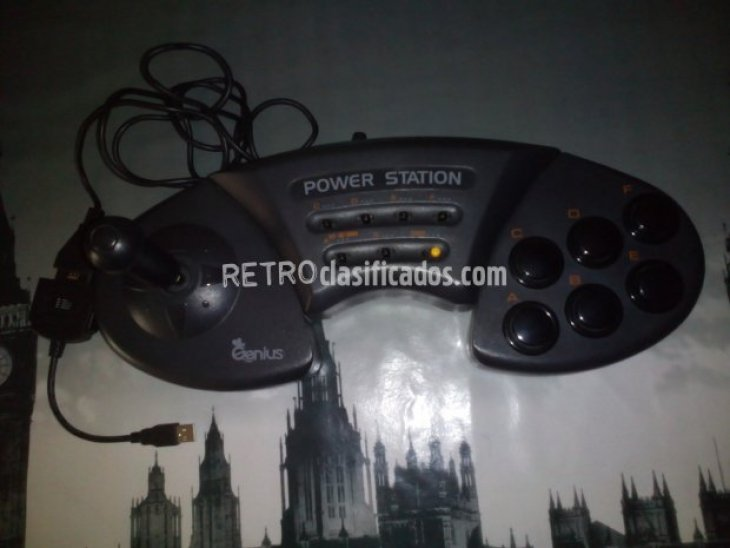 Joystick Genius Power Station 1