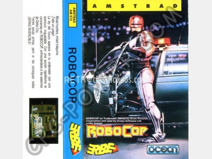 Robocop y The Vindicator 1
