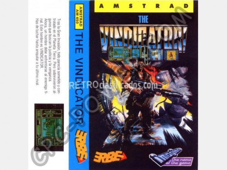 Robocop y The Vindicator 2