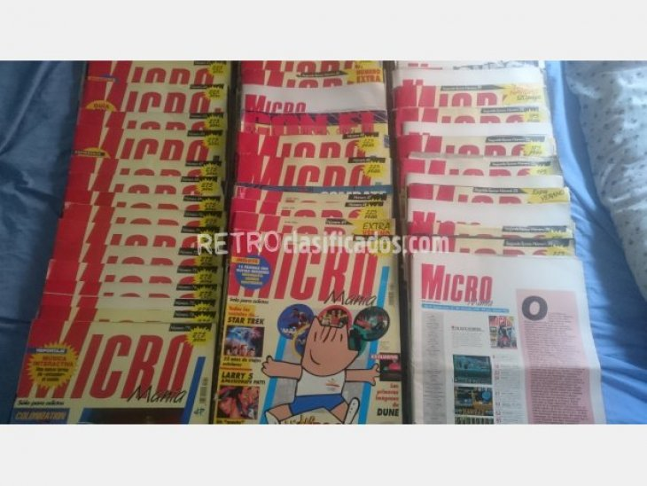 revistas micromania 3
