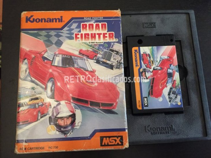 Road Fighter (completo sin manual)