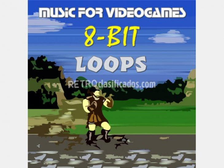 Music for VIDEOGAMES 8​-​Bit Loops