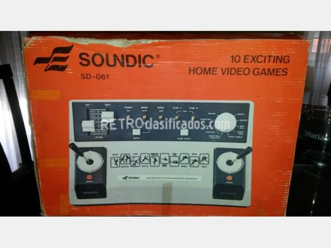 soundic sd 061