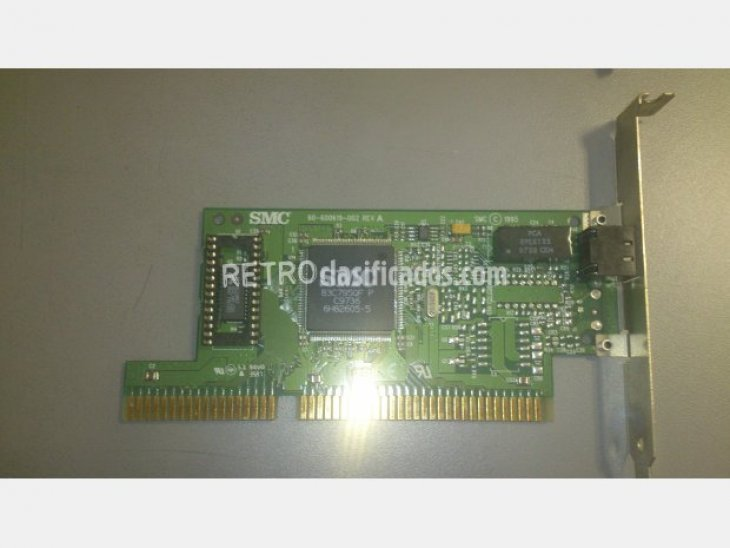 TARJETAS RED LAN ETHERNET 10 MBPS ISA 2