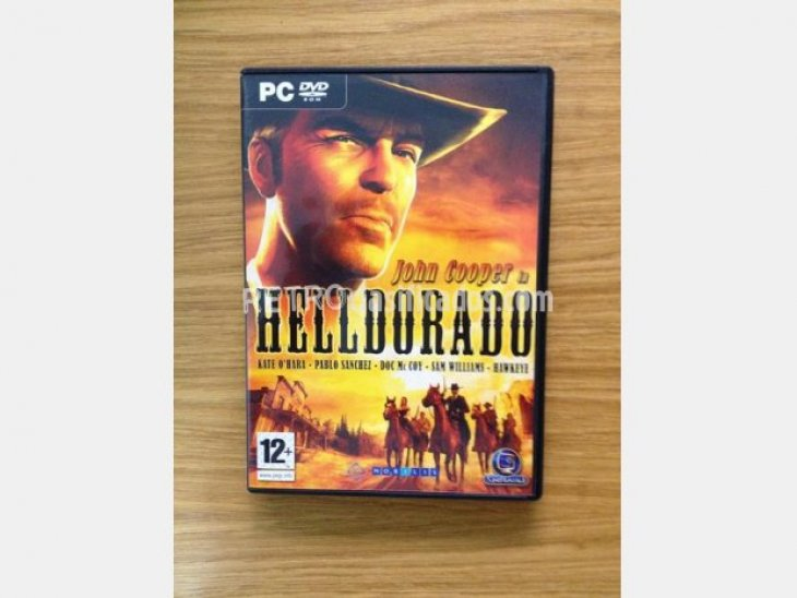 John Cooper in HELLDORADO (Estrategia)PC