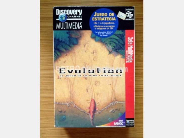 EVOLUTION (Estrategia) PC 1