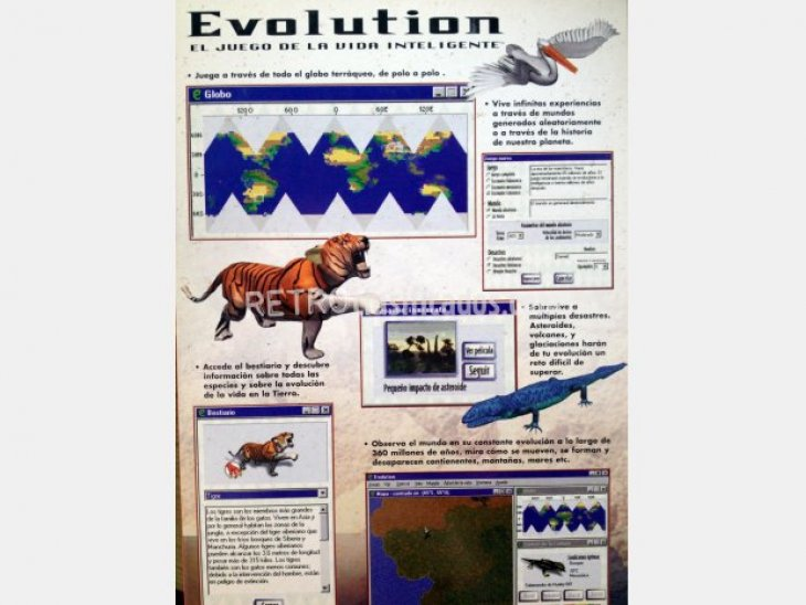EVOLUTION (Estrategia) PC 2