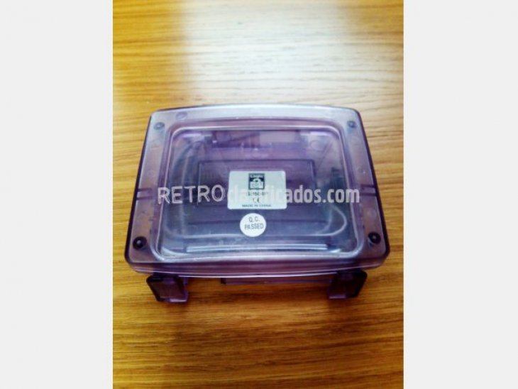 GAMEBOY ADVANCE - Lupa con luz 1