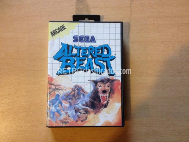 Altered Beast 1