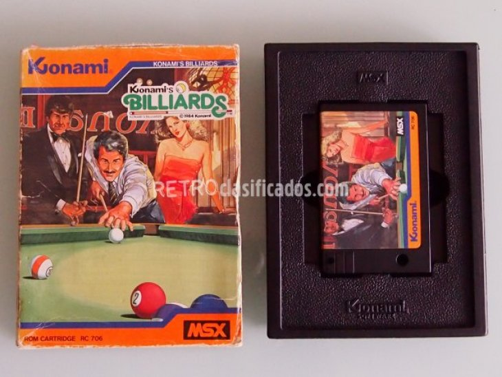 Konami´s billards 2
