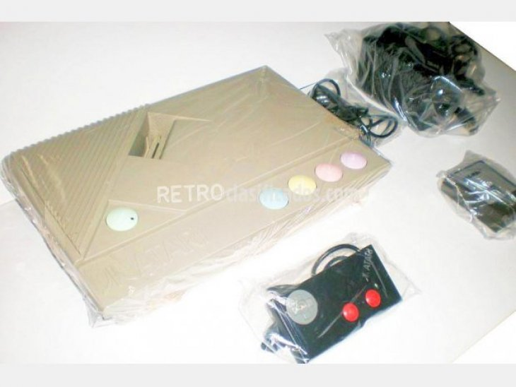 Consola ATARI XE Game System /XEGS [PAL] 1