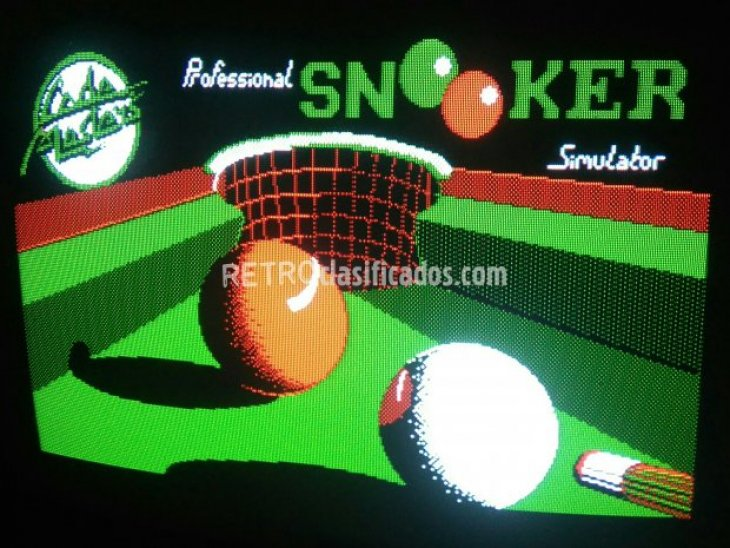Professional Snooker Simulator 2