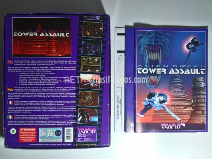 Alien Breed Tower Assault 2
