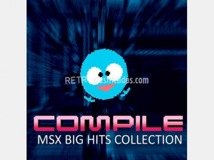 Compile MSX Big Hits Collection 1