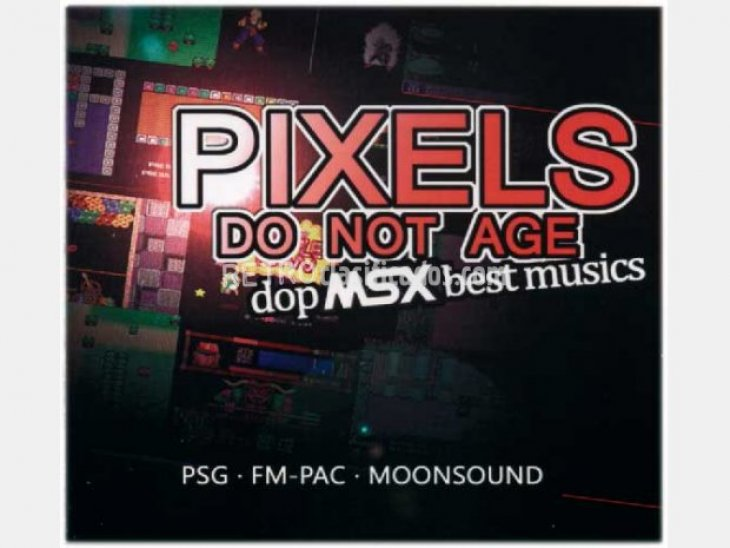 MSX Pixels Do Not Age 1