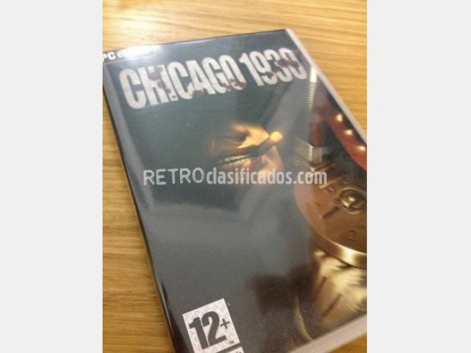 CHICAGO 1930 - PC -