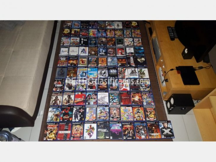 SUPER LOTE PS2 PLAYSTATION 2 1