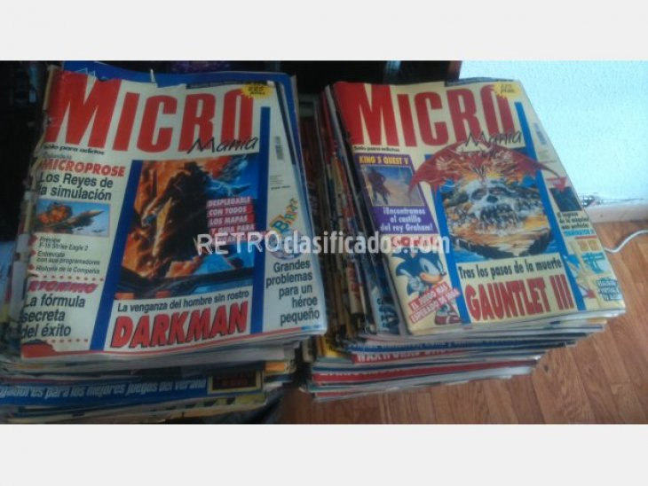 revistas micromania 5